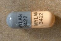 order mylan 3422 nitrofurantoin